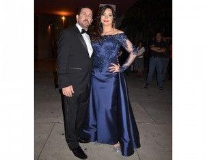 Héctor y Gloria Abudoj.