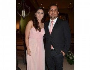 Alejandra Sandoval y Flavio Núñez.