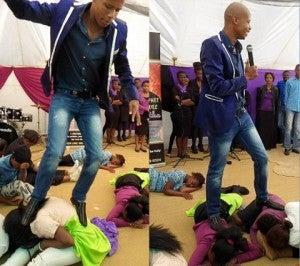 El profeta que hacía comer serpientes vivas a sus fieles2
