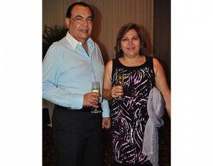 Rafael y Mirtza Ruiz.