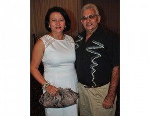 Marta y Juan Jose Caraccioli.