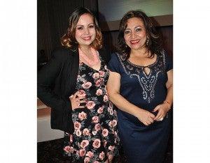 Marisa Soto y Dina Bulnes.