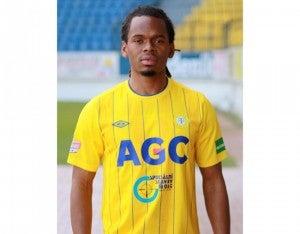 Luis Ramos recientemente jugó en el Azal PFC  de Azerbaiyán.