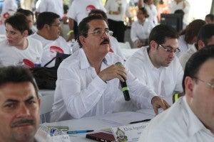 Mel presenta iniciativa en sesión del Congreso Nacional 1