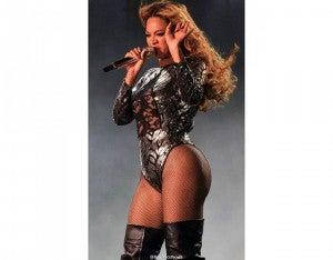 Beyonce aparece como una de las favoritas con cinco nominaciones.