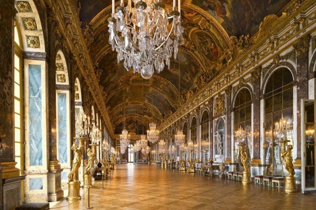 ¿Pronto un hotel en el Palacio de Versalles2