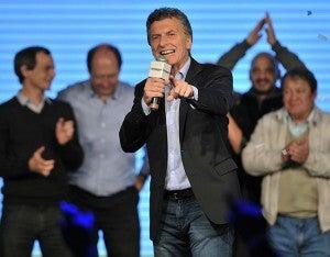 ARGENTINA-PRIMARY-ELECTIONS-MACRI