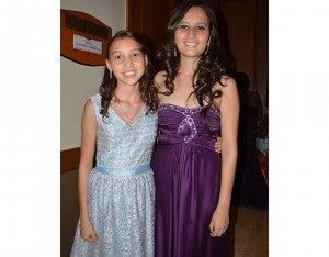 Alejandra Estrada y María Fernanda Estrada.
