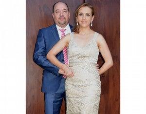 Sebastián y Fanny Durón.