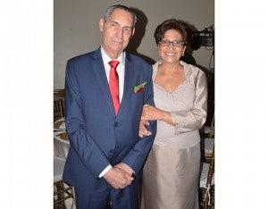 Fernando y María Concepción Estrada.