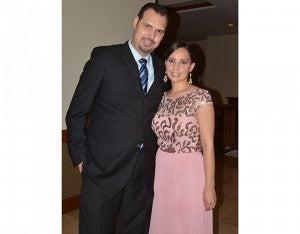 Alejandro y Sandra Estrada.