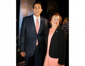 Reynaldo Sánchez y Fidelia Molina.