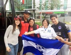 Quiere ganarse el cariño de la afición de Costa Rica, así como lo consiguió con su ex equipo Motagua.