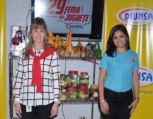Adda de Molina y Melissa Martínez.