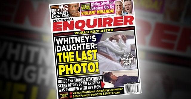 Filtran fotografía del cadáver de la hija de Whitney Houston, Bobby Kristina (2)