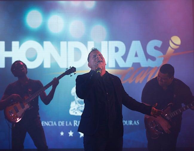 HONDURAS CANTA 3.