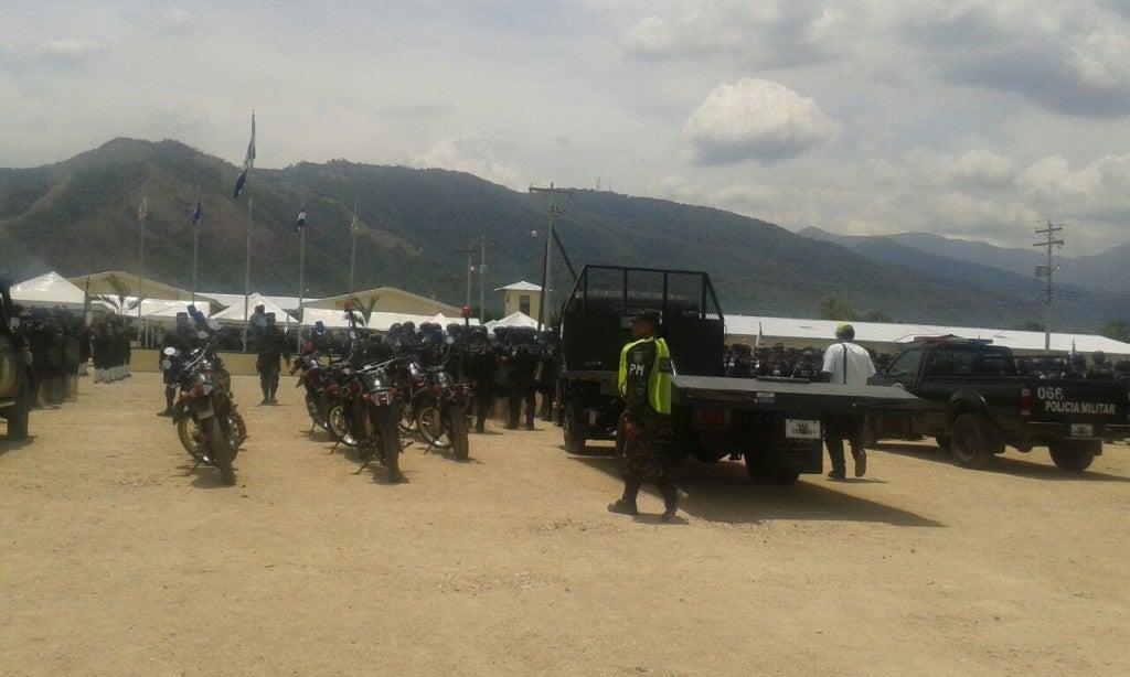 JOH inaugura complejo de la Policía Militar en la zona norte de Honduras2