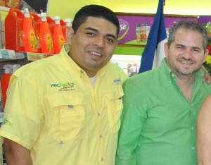 Gerardo Méndez y Manuel Alberto Rodríguez.