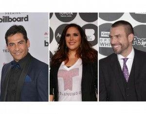 Gabriel Porras, Angélica Vale y Rafael Amaya serán los presentadores de la gala.