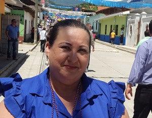 La Directora Marilú Espinoza dijo que desde agosto se inició todo para montar el evento patrio, la gente siempre está anuente a este tipo actividades y agradecieron el apoyo por parte de la alcaldía de esa localidad.