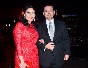 Lottie y Pedro Chávez.
