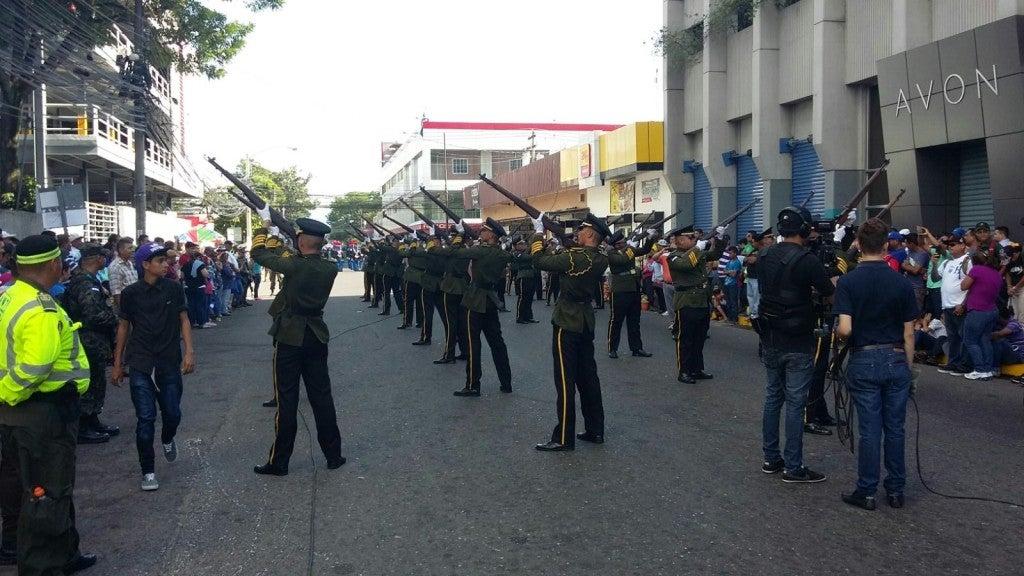 El Liceo Militar.