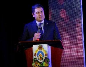La iniciativa Honduras Canta fue lanzada por el presidente Juan Orlando Hernández el pasado 6 de agosto.