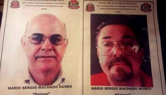 Al iniciarse en los años 80, Machado Nunes hizo relación con el capo colombiano Pablo Escobar.