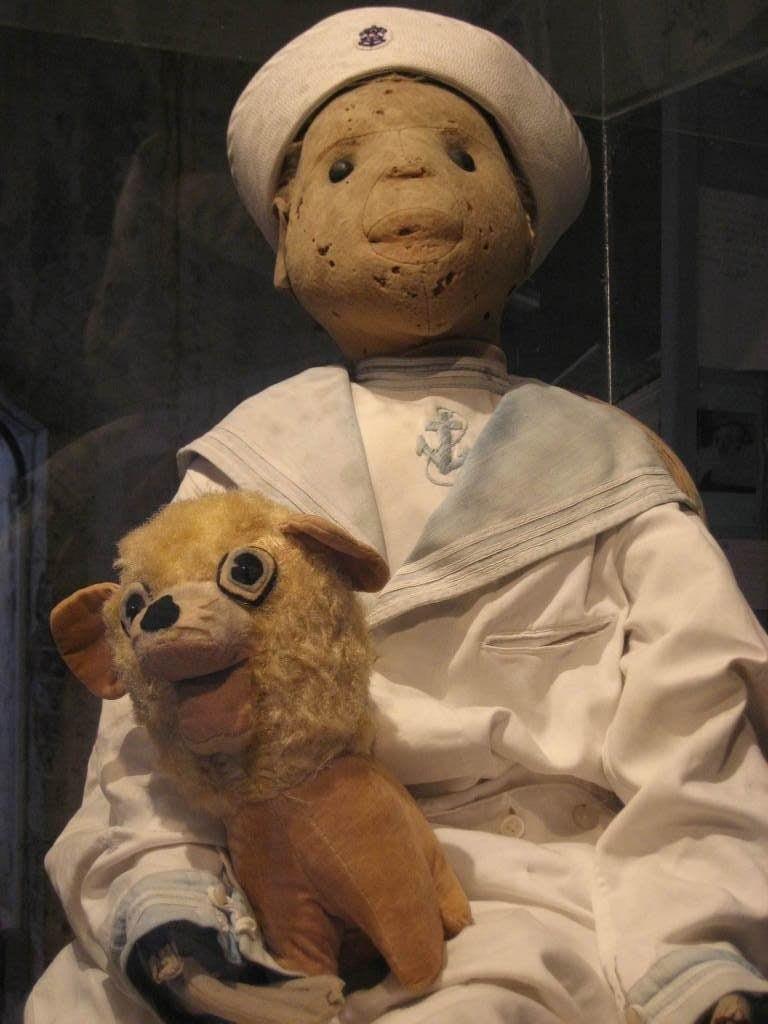 VIDEO Chucky, el muñeco diabólico está basado en una historia real2