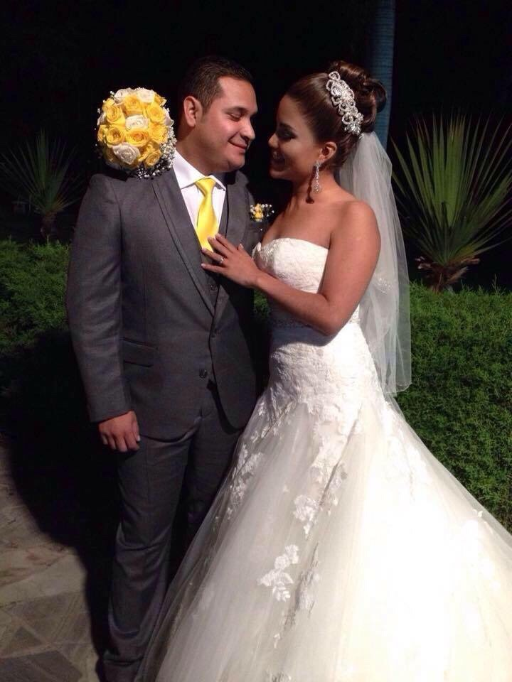 Ariela Cáceres de HCH confirma que está embarazada2