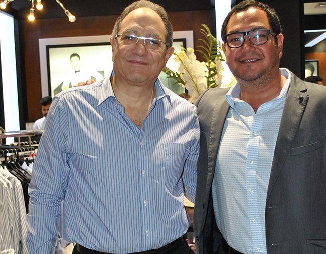 Gabriel Kattan y Daniel Chong.