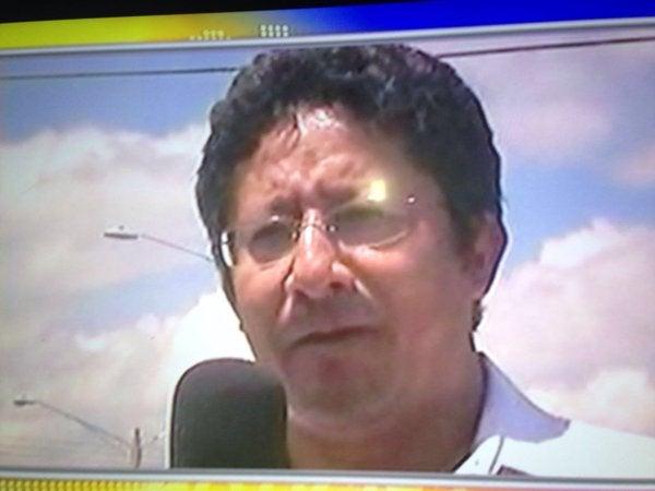 Periodista Felix Molina